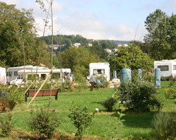 Halte camping-cars